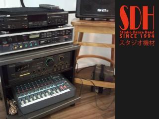 SDHスタジオ機材